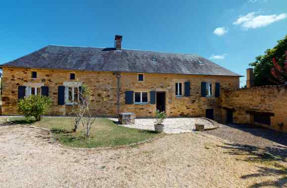Property for Sale - House / Character property - salignac-eyvigues